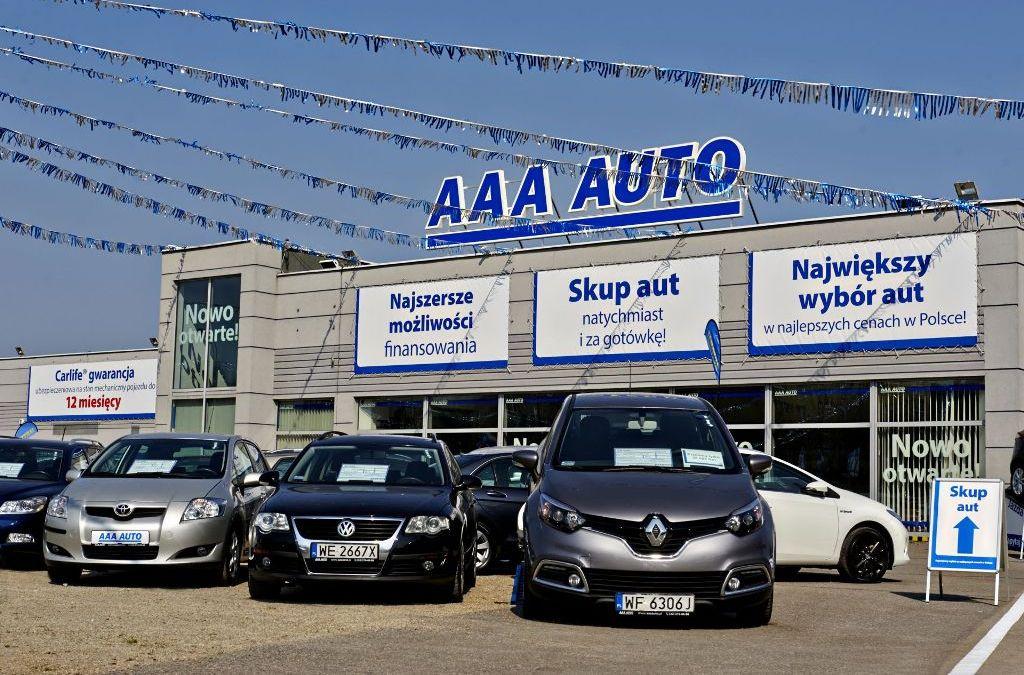 Rok Aaa Auto W Polsce