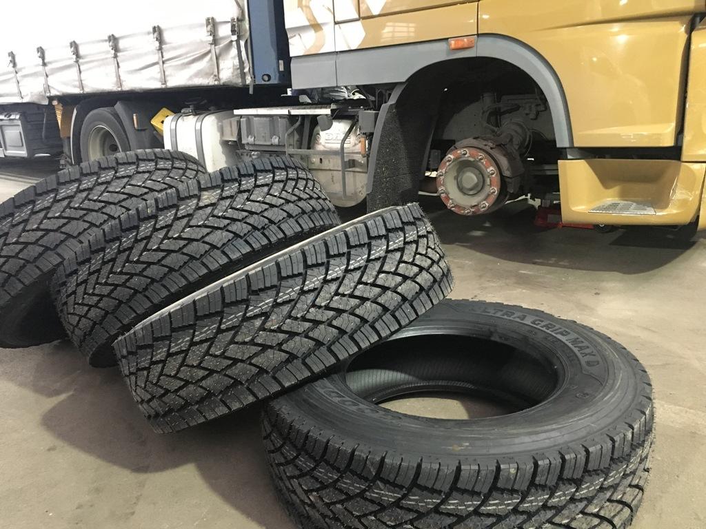 W Branży Opony Zimowe Do Pojazdów Ciężarowych